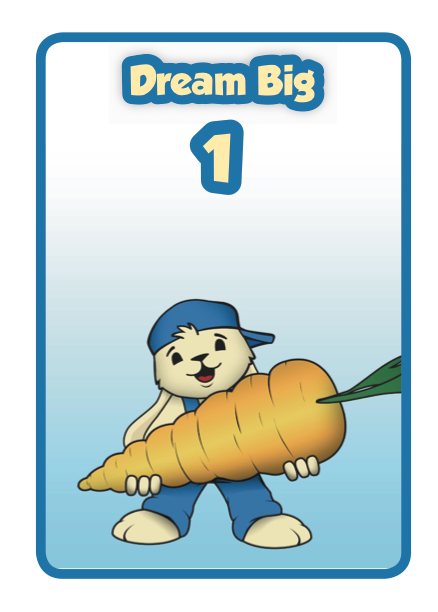 DreamBig-CollectorCard